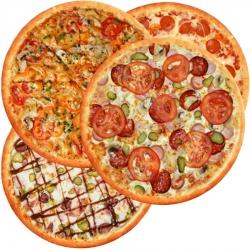 Сет Четыре пиццы