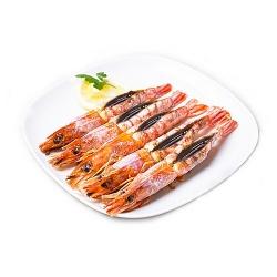 Лангустины с Имбирным соусом