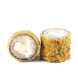 Жареная Креветка мини с сыром